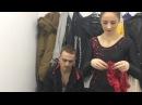 Backstage фотосессия sto-lista ballet