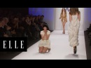 Watch How Gracefully These Models Fall   ELLE