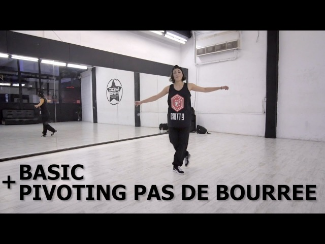 Basic Pivoting Pas De Bourree Tutorial