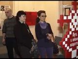 Открытие выставки A La Рус на телеканале Губерния