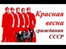 Красная весна ☭ Гражданин СССР ☆ Всесоюзная акция ☭ Соцсеть ☆ Свидетельство о рождении