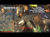 Injustice 2-Batman-Master Battle Simulator on Very Hard (no matches lost)