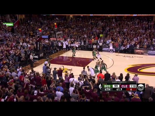 Kyrie Irving Sick Fake Behind Back Pass- Game 4 ECF
