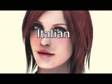 Claire Redfield Voice Compare in Different Languages