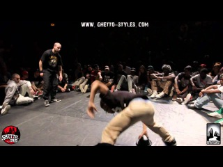 Dedson vs Jawad | Pool1 Ghetto Style Fusion Concept