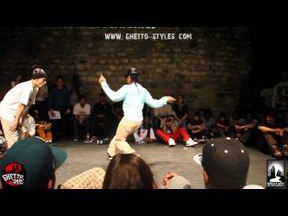 Dedson vs Majid | Pool1 Ghetto Style Fusion Concept