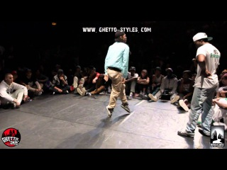 Dedson vs Ness | Pool1 Ghetto Style Fusion Concept