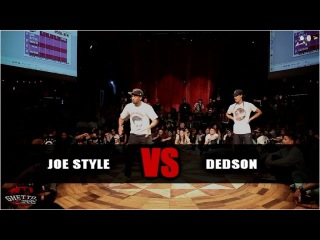 Joes styles vs dedson - pool 4 - GS FUSION CONCEPT WORLD FINAL | HKEYFILMS