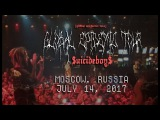 $uicideboy$  Live in Moscow, Russia - Global Epidemic Tour  July 14, 2017 Full Concert