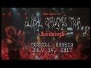 $UICIDEBOY$ - Концерт в Москве (Global Epidemic Tour | July 14, 2017)