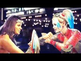 INJUSTICE 2 Gameplay Wonder Woman Vs Harley Quinn Gameplay (PS4Xbox One) 2017