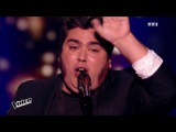 Screamin Jay Hawkins I Put a Spell On You Yoann Launay The Voice France 2015