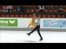Nebelhorn Trophy 2016 Ice Dance SD Lorenza ALESSANDRINI Pierre SOUQUET