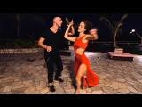Shani + Ivo - Improvised Brazilian Zouk - L'homme d'une Femme
