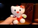 Обзор игрушек которые достал из автомата Мишка и Мышки Уточки Котик