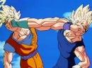 DBZ AMV-Goku vs Vegeta-Crawling