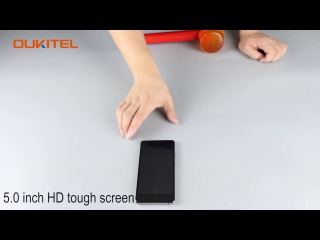 OUKITEL C5 hands on with screen tests