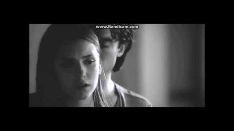 Дэймон и Елена -ты убил меня сам дурак