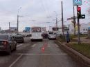 В Вологде автобус сбил 15-летнего школьника на «зебре»