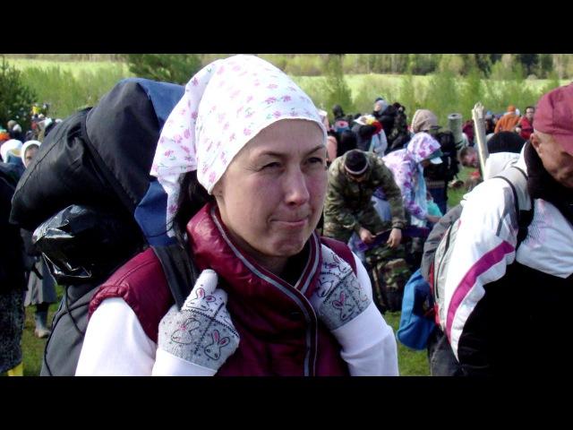 Великорецкий Крестный ход без фотошопа