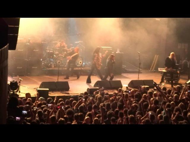 Stratovarius - 2. Eagleheart - Live @ SpazioRock 2016, Live Music Hall, Trezzo Sull Adda