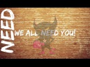 The Fairchilds - I Need You Lyric Video