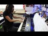 Black Sabbath - Paranoid - piano cover