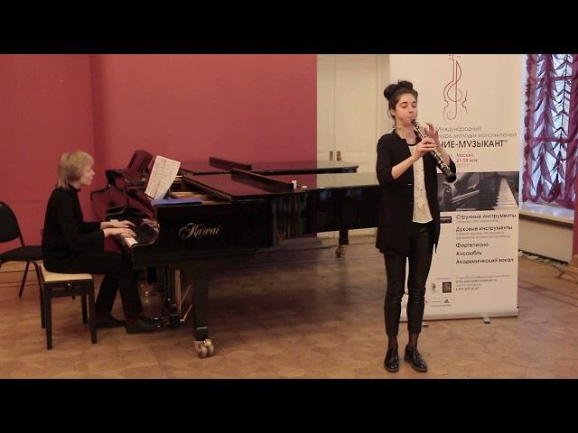 G.Platti - Oboe Concerto in G minor (Allegro)