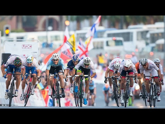 Men's Elite Road Race - 2016 UCI Road World Championships / Doha (QAR)