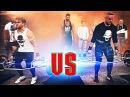 POWERBUILDER vs POWERLIFTER! Koray Yalcin VS Noro Majoros - Strength Wars League 2k17 14