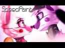 X (SPEEDPaint) Loveee !! in the Terror!! ◕ ω ◕ FNAF Sister Location