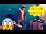 Duct Tape Challenge Prank!