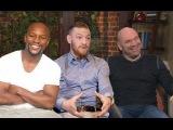 Dana White, we will make this fight summer Conor McGregor vs Mayweather