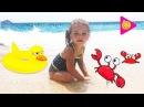 VLOG Adventures Family Fun Rihanna Ri Swimming Pool Пеппа и Джордж в бассейне Outdoor Playground