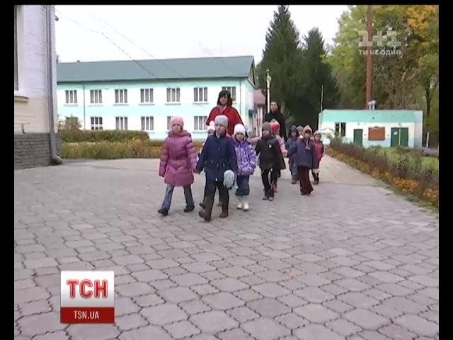 На Рівненщині 19 дітей у школі-інтернат захворіли на сальмонельоз