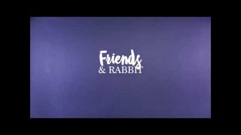 Beauty-девичник FRIENDS RABBIT