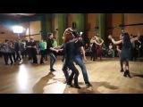 Kiwi Fest 2017 Open strictly Prelims Sergey Khakhlev &Alesya Kovaleva Blues