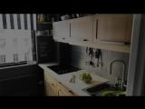 Очень маленькая кухня  Для многих полезны идеи дизайна