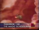 Волшебный школьный автобус Fox Kids США, 2001 Анонс