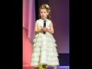 Алисия Кирисюк - соведущая на Мини-Мисс Брест 2017