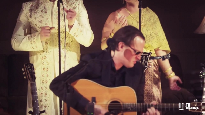 Joe Bonamassa - Song of Yesterday - Live at Carnegie Hall- An Acoustic Evening