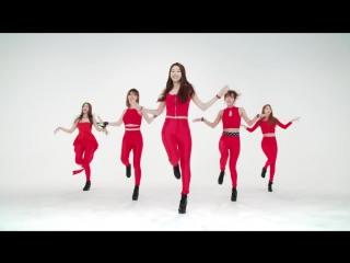 Клип корейской группы FIESTAR на заглавную песню из мультсериала