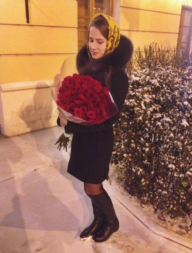 Анастасия Каминская   Москва