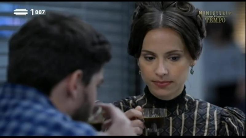 Министерство времени 1 сезон 19 серия (на португальском) - HDTV