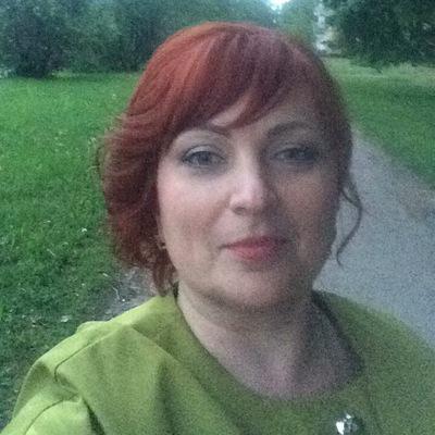 Наталья Крахмалева