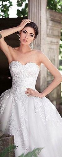 Свадебные платья в салоне каприз
