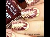Как сделать красивый маникюр на длинные ногти