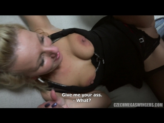 Amateurs - czech mega swingers 20 - part 5