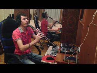 Papito на кларнете эксклюзивное видео 2017(Seeya Espana)