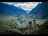 Йога-путешествие на Горный Алтай. Июль, 2017